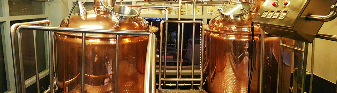Beer Brewery Plant Set up